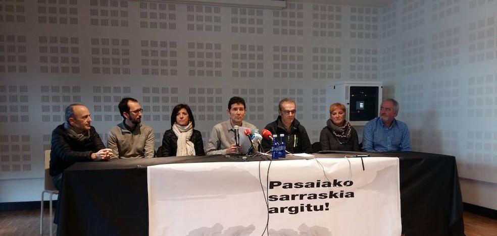 Llevan a Estrasburgo el caso de los cuatro miembros de los CCAA fallecidos en Pasaia en 1984