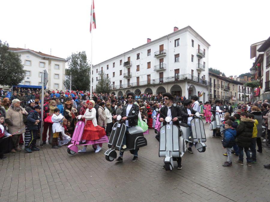 Una tregua para el desfile más popular