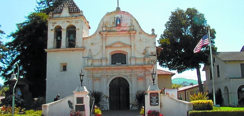 El mondragonés que arrió la bandera española en la California colonial