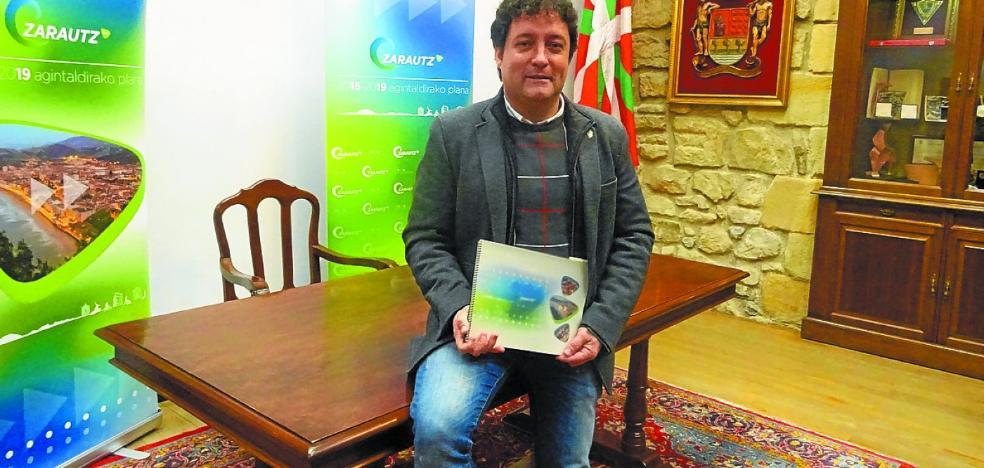 Las obras de Aldapeta, ya adjudicadas, comenzarán en abril