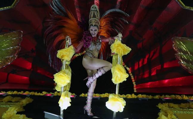 Río explota al ritmo de carnaval