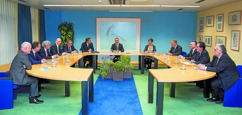 Luzaro ha impulsado con sus créditos 2.000 millones en inversión de pymes vascas