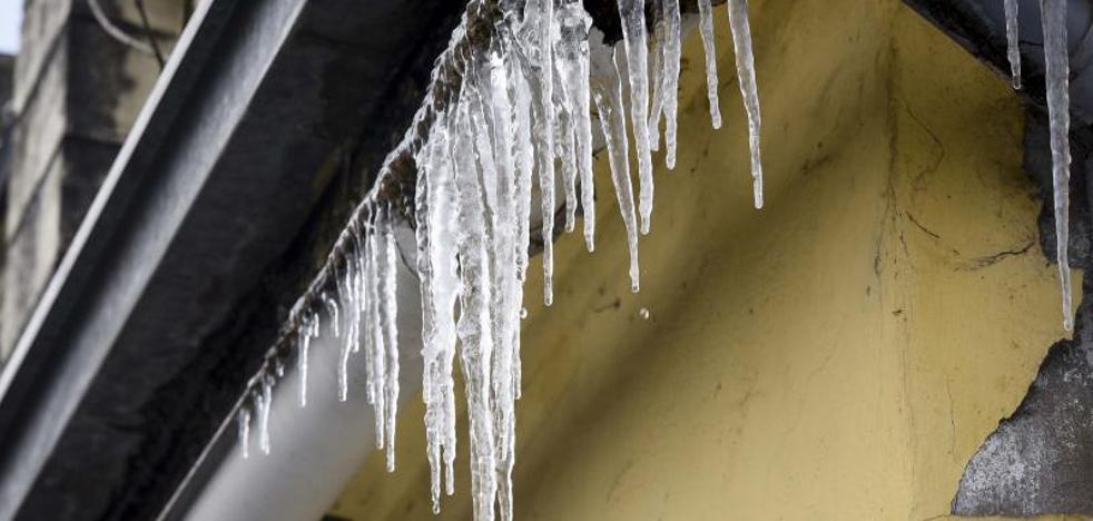 Otro frente frío traerá heladas esta noche
