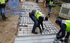 Drogas y trata de blancas destacan entre las operaciones de la Policía Nacional en el País Vasco