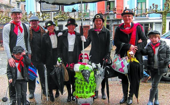 El Carnaval de Azkoitia, cada vez más vivo