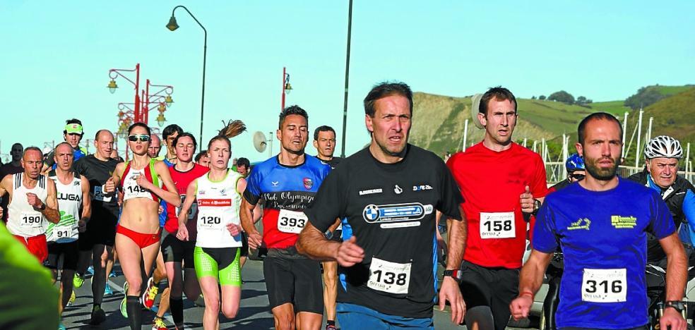 El deporte, protagonista del fin de semana con una nueva edición de la carrera popular