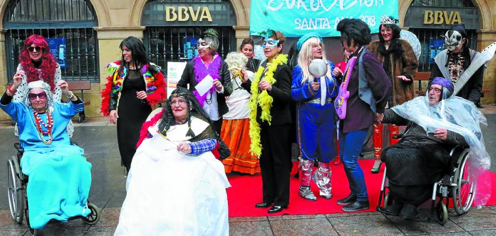 Carnaval para todas las edades