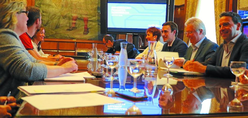 El despegue recaudatorio reanima la inversión de los consistorios de Gipuzkoa