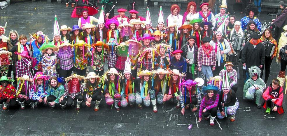 El Carnaval pudo con la lluvia