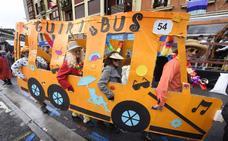 Último cartucho del carnaval de Tolosa