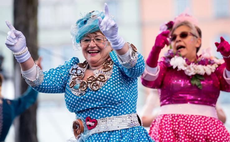 Danza de las Mujeres de Mercado y fin del carnaval