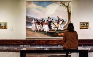 Goya, la escalada hacia el éxito