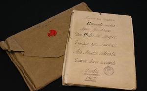 Bonaparte printzeak Nafarroan bildutako eskuizkribuak, eskura
