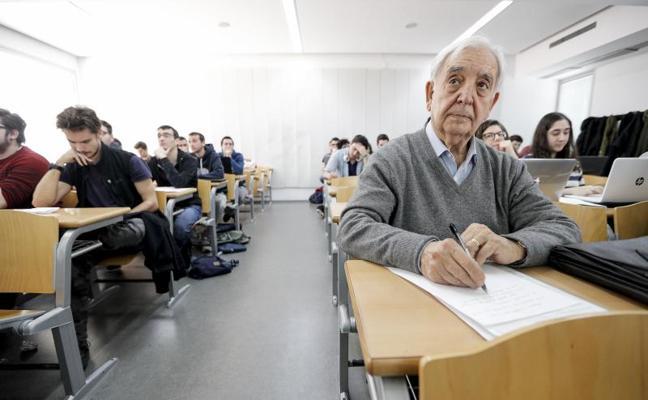 El abuelo se va de Erasmus