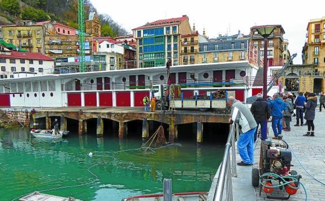 El Gobierno Vasco adjudica la reforma del 'portaviones' de Donostia por 1,5 millones de euros