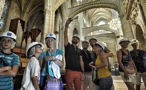 Gasteizko Santa Maria katedrala, etxetik mugitu gabe