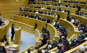 El Senado amonesta a la senadora que envió a un asistente a votar