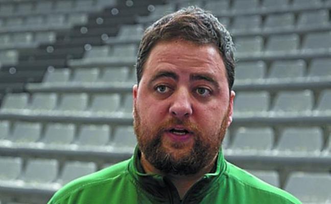 Sergio García: «¿Mi debut en la ACB? No pensé en eso porque fue una anécdota»