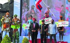 «La Vuelta a Indonesia paraliza a todo el país»