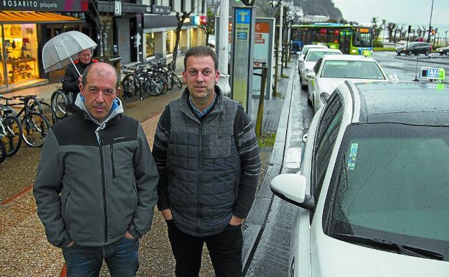 La Justicia obliga a Gipuzkoa a tramitar cuatro nuevas licencias de taxi tipo Uber de las 69 rechazadas