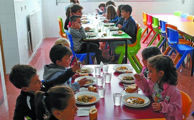 El Supremo avala la condena a cuatro empresas de comedores escolares por concertar precios