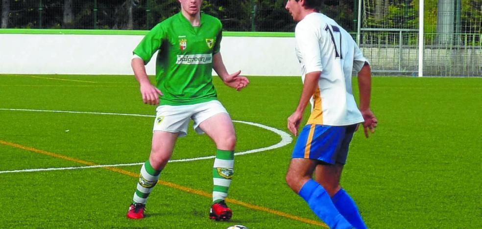 Tercera derrota consecutiva de los juveniles en Mastegi, esta vez por 1-2