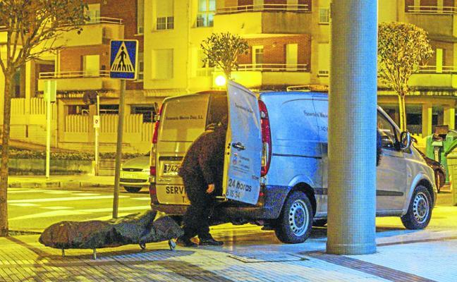 Hallan en un trastero de Castro Urdiales el cadáver momificado de una eibarresa