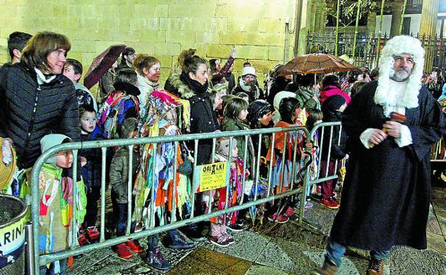 Trapujale fue juzgado un año más en la Herriko Plaza
