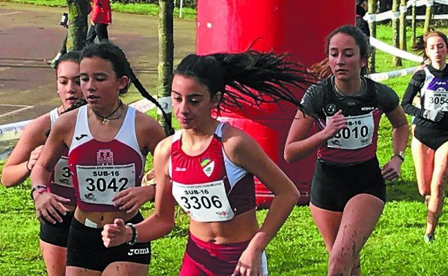 Duro fin de semana en las carreras de atletas populares de Argixao