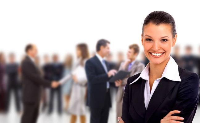 Una empresa con una mujer al frente tiene la mitad de posibilidades de quebrar