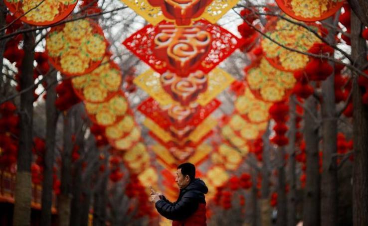Llega el Año Nuevo Lunar chino