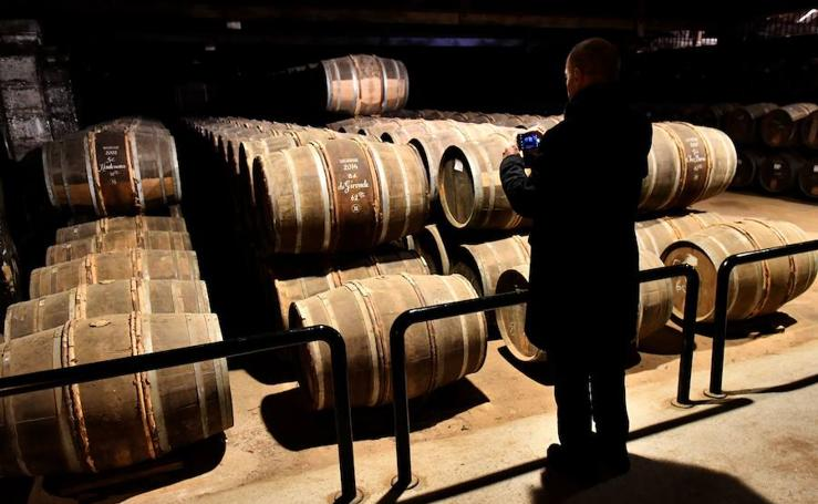 Cognac de calidad