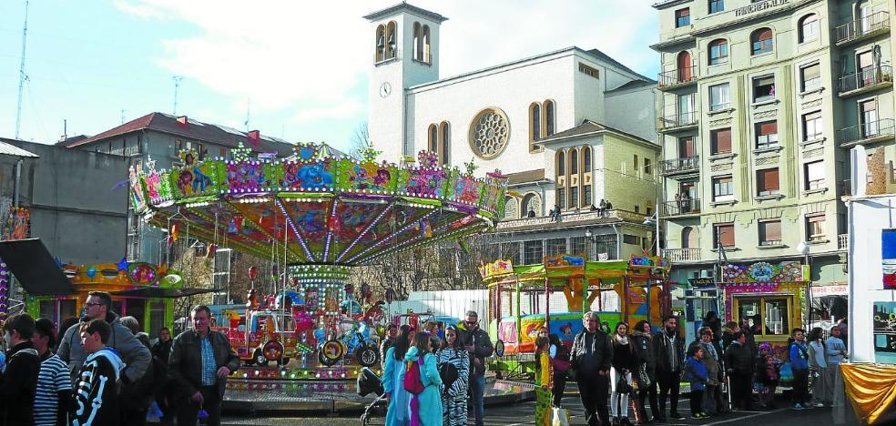 El Puerto permite estacionar en 'Rodolfo' durante los Carnavales