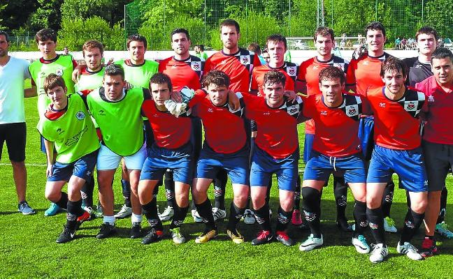 El Baztan planta cara al Valle de Egüés pero regresa de vacío al perder 2-0