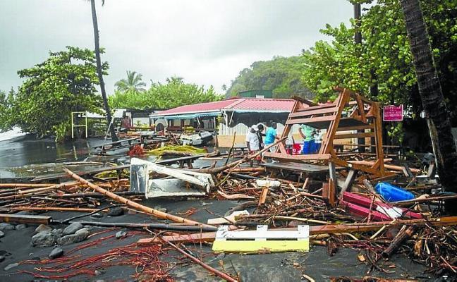 Ayudas de emergencia para Myanmar y Caribe