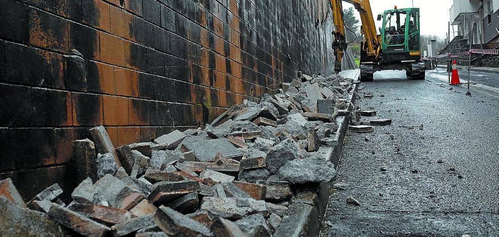 Las obras en Fray Martín Mallea mejorarán sus accesos y ampliarán los aparcamientos