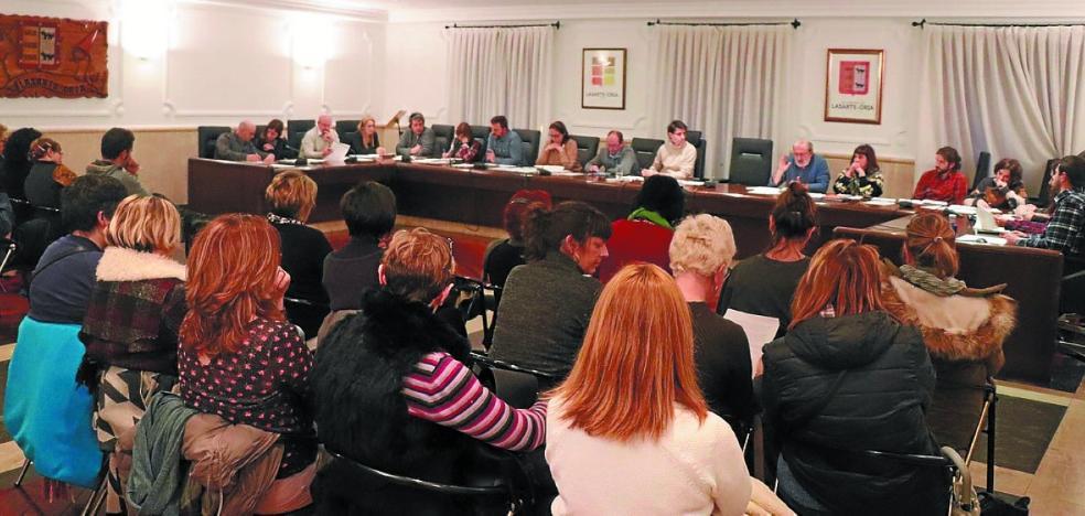 El Pleno aprobó la creación de apartamentos tutelados para mayores