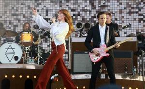 Florence+The Machine, BBK Live jaialdiaren azken kartelburua