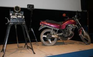 El fraile de la moto