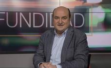 Ortuzar califica a Ciudadanos de «talibán» y compara a Rivera con Berlusconi