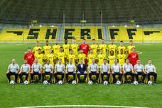 El Sheriff de Tiraspol, el equipo de fútbol de Transnistria que juega la Europa League