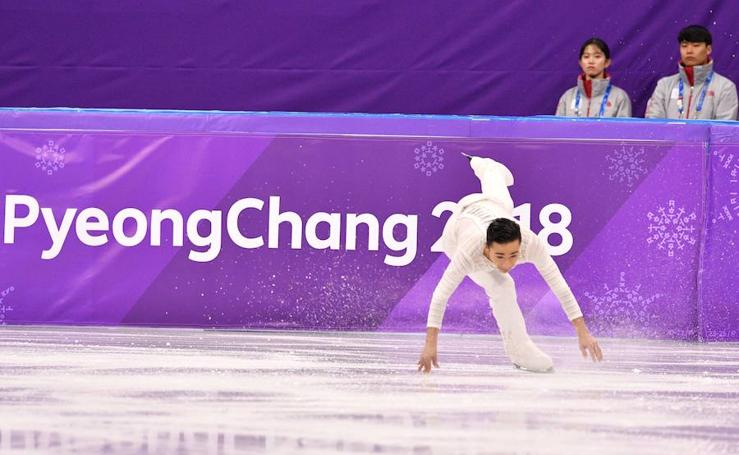 Montoya debuta en los Juegos