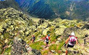 Carreras extremas en Pirineos y Picos