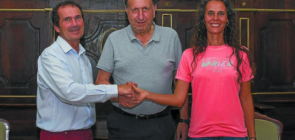 La plantación del Oinez Basoa comenzará este domingo en Frain