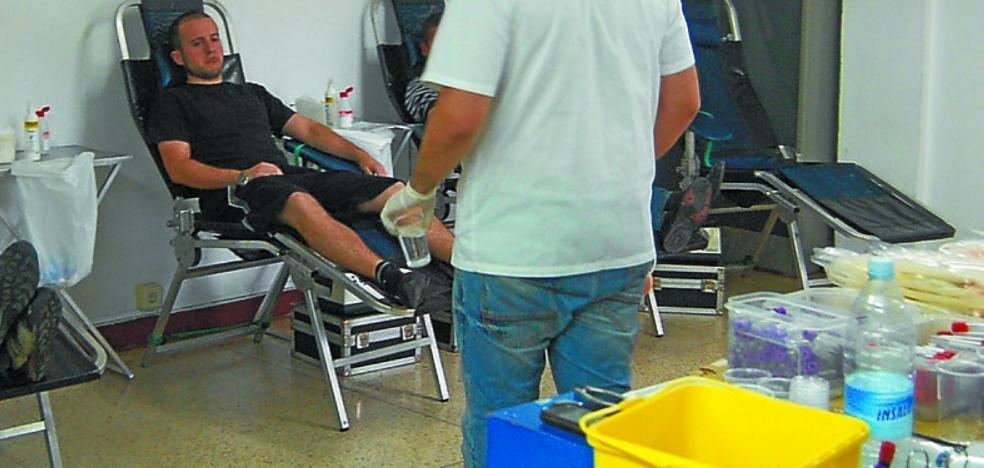 Las donaciones de sangre de 2017 refrendan a Azkoitia como municipio solidario