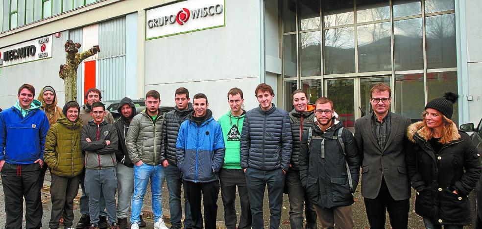 Wisco vuelve a apoyar a los alumnos de Don Bosco en STARTinnova