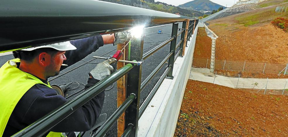 El Metro y el TAV disparan la inversión pública en Gipuzkoa