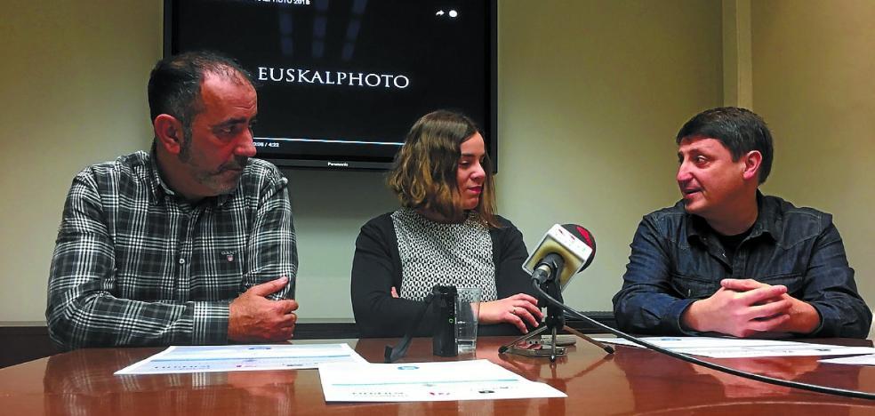 El auditorio acogerá el primer Euskalphoto a mediados de abril