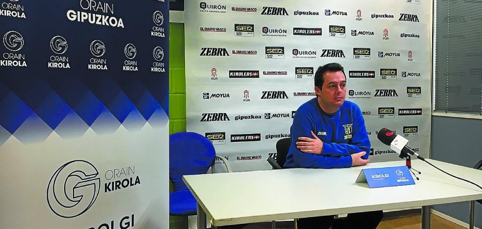 «Estamos en un buen momento, pero el de León es un reto difícil»