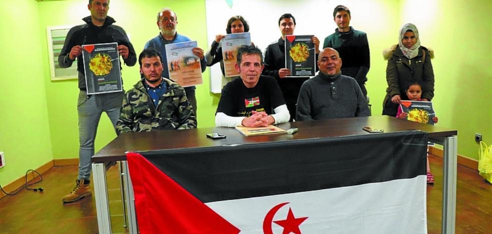 Amigos del pueblo saharaui presentan un programa con actos de apoyo